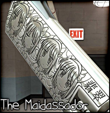 The Maidassador: Hisui Ambassador (v2.0)