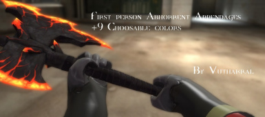 First Person Abhorrent Appendages