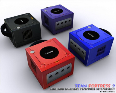 Team Fortress 2: Gamecube Intel Replacement Model (v1.)
