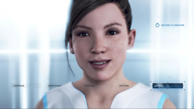 Detroit Become Human Launcher