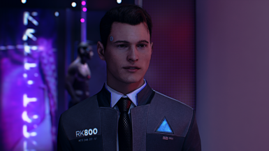 Detroit Become Human (RTGI) - Sublime's Reshade