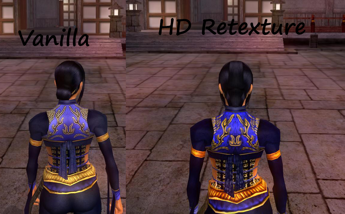Scholar Ling HD Retexture at Jade Empire Nexus - Mods and