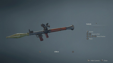Various Weapon replacement mods