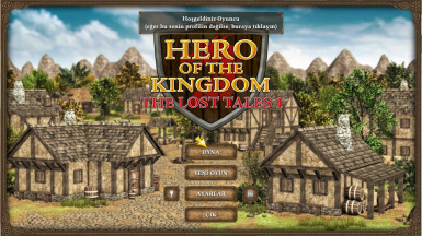 Hero of the Kingdom The Lost Tales 1 File FOR TR