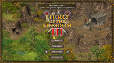 Hero of the Kingdom 3 file for ysf04lu