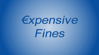 Expensive Fines