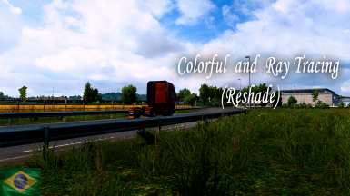Ets 2 - Colorful and Ray Tracing (Reshade)
