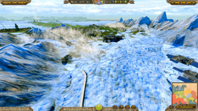 The cold lands of Angmar - 2
