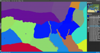 Added regions painting support to the Hexmap Tool for the campaign!