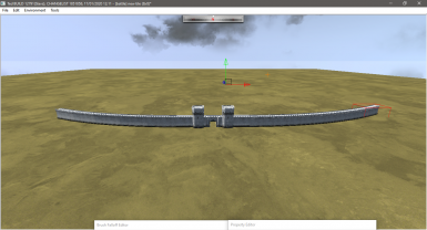 The first curved walls! We're ready for some curved settlements. Can you name some?