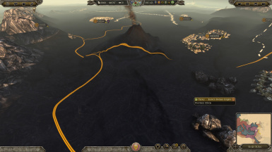 The land of Mordor - Work in progress by JustLeo