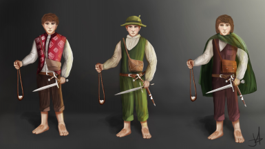 Stoor Shirrifs - First concept by our intern Teodort92