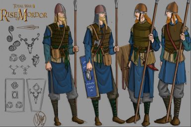 Anduin-Vale Tier 2 Unit Concept by Edred