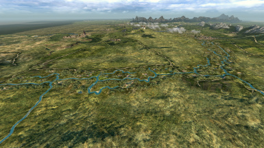 The Eastfold on the Campaign map! By justLeo