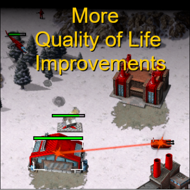 More QoL Improvements