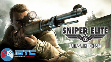 Sniper Elite V2 Bahasa Indonesia MOD