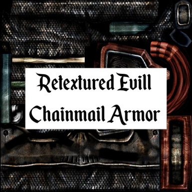 Retextured Evil Chainmail Armor