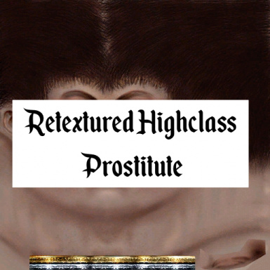 Retextured Highclass Prostitute