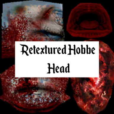 Retextured Hobbe Head