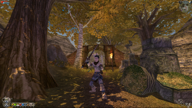 Heroes Guild 3 - The Woods Entrance