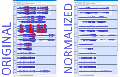 Normalized Music for Nehrim