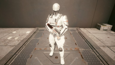 Elite White Ninja Option