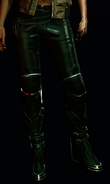 E3 Clothes (Pants and Boots)