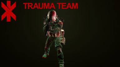 Trauma Team Pointman