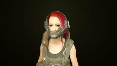 Hairstyle Friendly Headset & Collar Combo