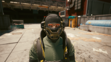 Balaclava Black (Other Male colors available)
