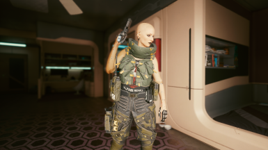 Heavy Tac Vest FEMALE SUPPORTED