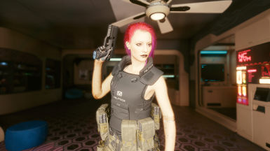 High Collar Body Armor (With Included Rifleman Config)