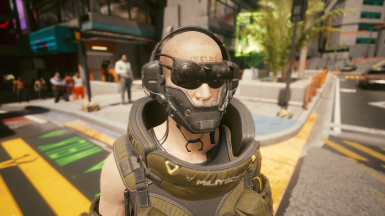 Ranger Goggles and Headset