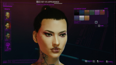 Joytoy complexion with other makeup mods enabled