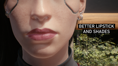 Better Lipstick And Shades