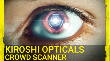 Kiroshi Opticals - Crowd Scanner