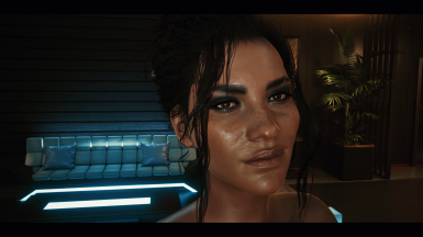 Panam 4k - with freckles