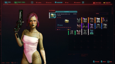 Halvkyrie's Misc Clothing and Wearables