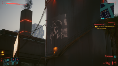 Blade Runner 2077 Part 2 Murals 1.4