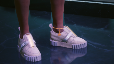 Request: Ankle Beads