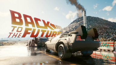 Back to the Future Mod