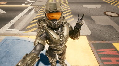 MasterChief Outfit Female
