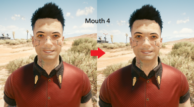 Mouth 4