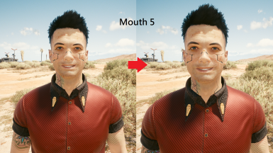 Mouth 5