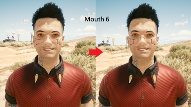 Mouth 6