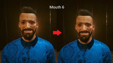 Mouth 6 - Higher Version