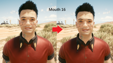 Mouth 16