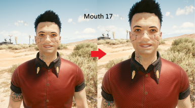 Mouth 17