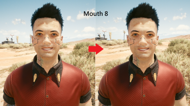 Mouth 8