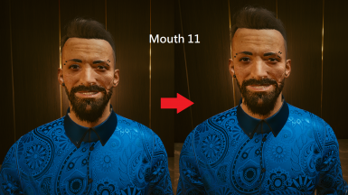 Mouth 11 - Higher Version